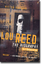 LOU REED - THE BIOGRAPHY