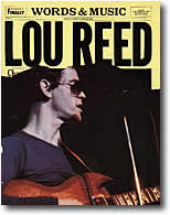 LOU REED - WORD & MUSIC
