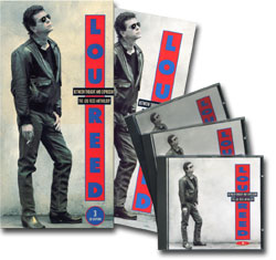 Between Thought And Expression - The Lou Reed Anthology